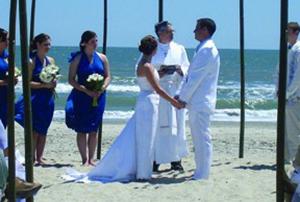 Beach Wedding Officiants & Clergy