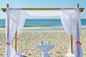 Beach Wedding Ceremony Sites