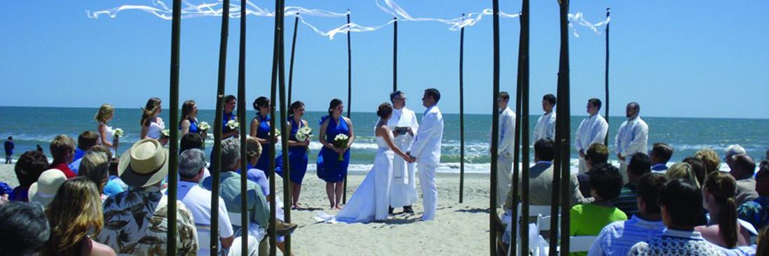 North Carolina Beach Weddings