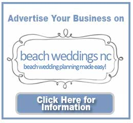 Advertise Your Business on BeachWeddingsNC.com