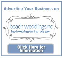 Advertise Your Business on BeachWeddingsNC.com