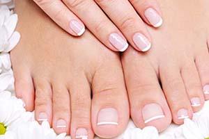 Nails: Manicures & Pedicures